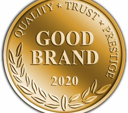 The JONIEC® company was once again awarded the title GOOD BRAND 2020 - Quality, Trust, Reputation