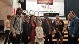 The Owner of the JONIEC® Company awarded young musicians from Tymbark. - Zdjęcie 5